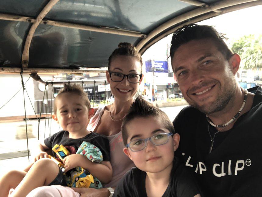 SAAHK Spotlight on Brad Moreland – multi-venture entrepreneur