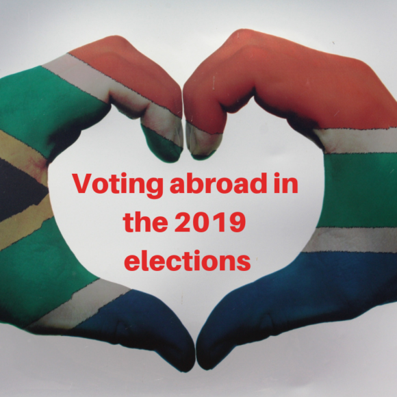 Voter registration for South African citizens living abroad